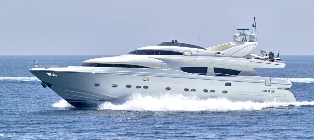 Motorboot bzw. Motoryacht